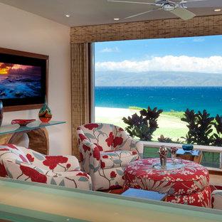 Kapalua Den Furniture Ironwood Maui Remodel