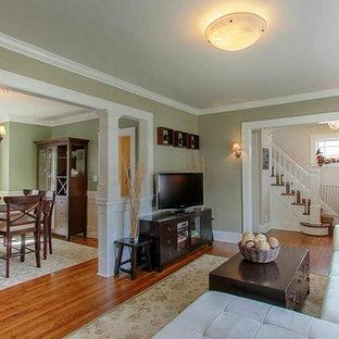 Kitchen addition and reconfigured interior