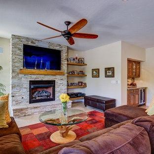 Kitchen remodel, Fireplace renovation, Wet bar