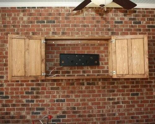 Outdoor Tv Cabinet | Houzz