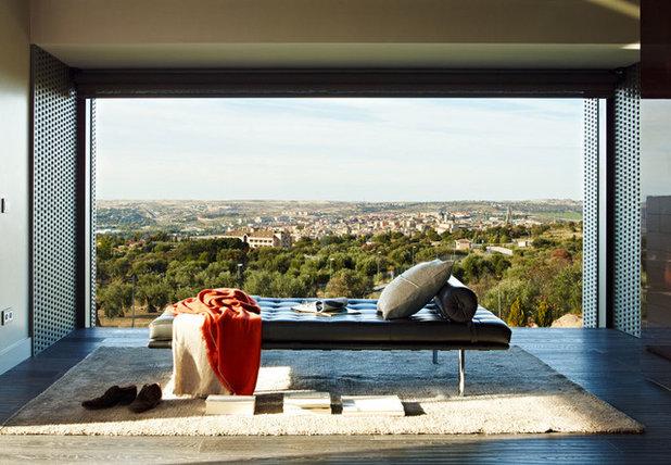 Contemporáneo Sala de estar by BRUNO MIGUELEZ / ESTUDIO DE ARQUITECTURA