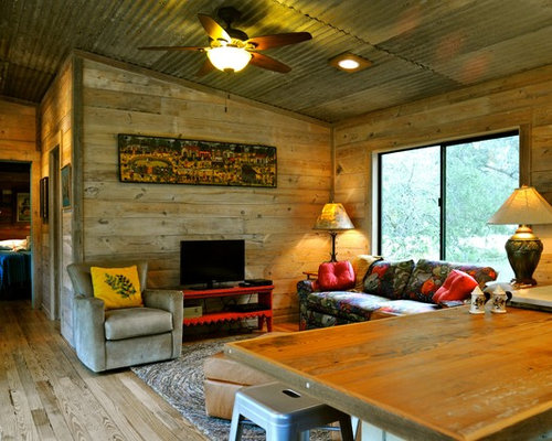 Wood And Tin Ideas, Pictures, Remodel and Decor