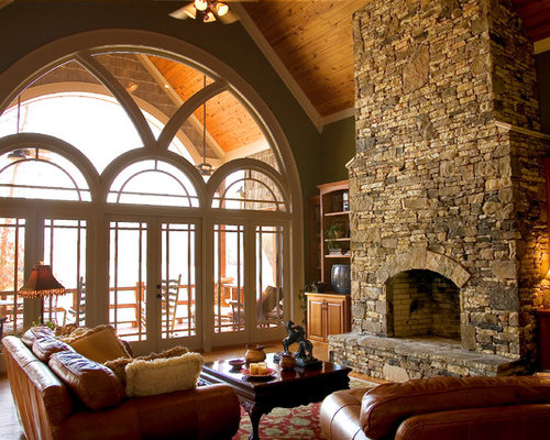 Tennessee Fieldstone Fireplace : Tennessee field stone ideas pictures remodel and decor
