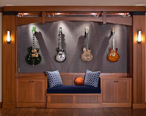 Guitar Room Accessories : guitar room houzz ~ Russianpoet.info Haus und Dekorationen