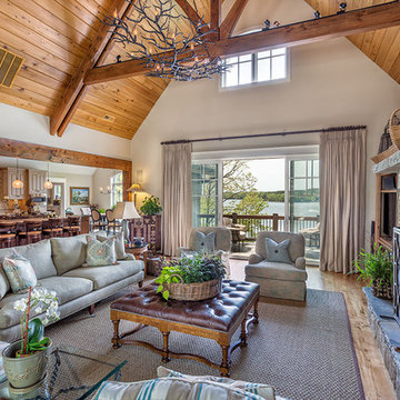Lakefront Residence I - The Reserve at Lake Keowee