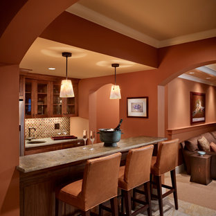 Lakeside Lookout Media Room and Bar