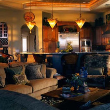 Traditional  by Anne Rue Interiors