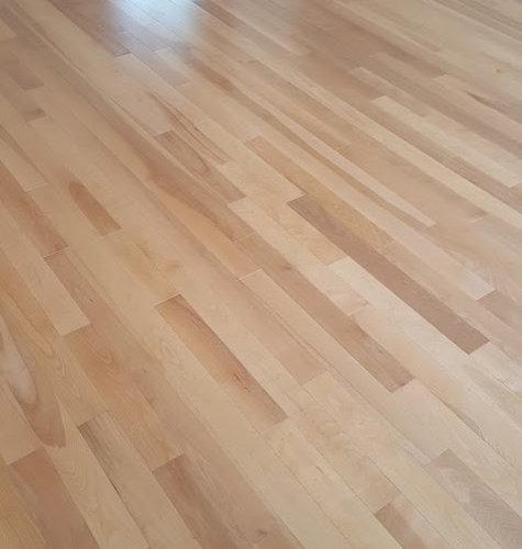 Lauzon pacific beech natural hardwood flooring monroe nj for Beech wood floors
