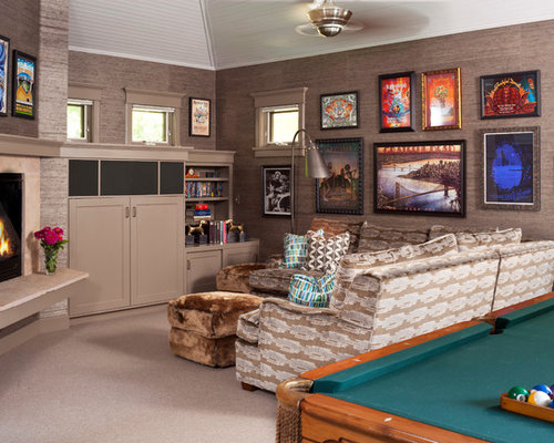 6,000 Game Room Design Ideas & Remodel Pictures | Houzz