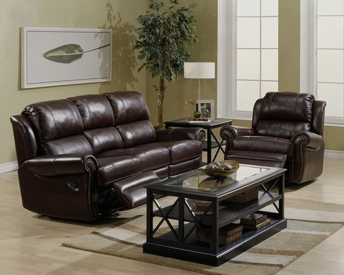 High-End Leather Furniture Home Design Ideas, Pictures