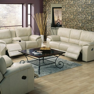 Leather Recliner Sofas  &  Reclining Sofas