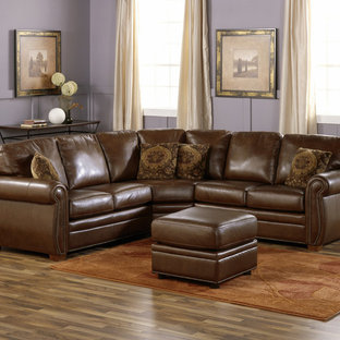 Leather Sectionals for your Living Room or Family Room