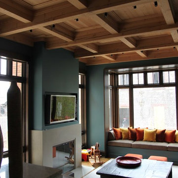 LEED Certified Home in the City
