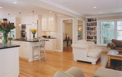 Renovation Ideas: Playing With a Colonial's Floor Plan