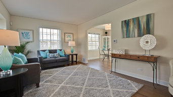 Libertyville Staged Vacant Home
