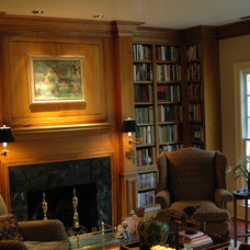 Traditional Family Room by Chambers