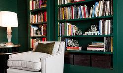 Library: Jamie Drake/ Drake Design Associates