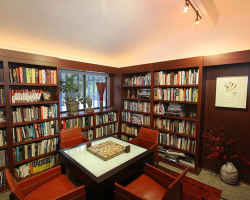 Pleasant Very Small Library Room Ideas Pictures Remodel And Decor Largest Home Design Picture Inspirations Pitcheantrous