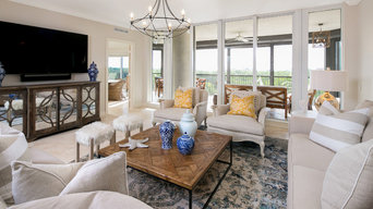 Light and airy family room