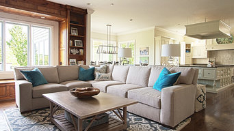 Light and airy traditional
