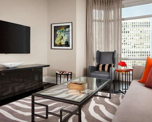 Lincoln Park Luxury High Rise Model Apartments Designed By Holly Hunt  Interiors