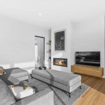 Linen Display Home