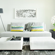 How to Decorate and Lay Out a Small Living Room