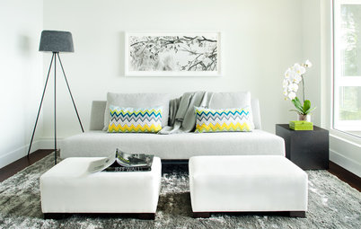 Is Your Living Space on the Small Side? Here's How to Lay it Out