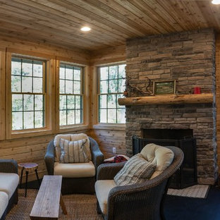 Little Cabin in the Big Woods