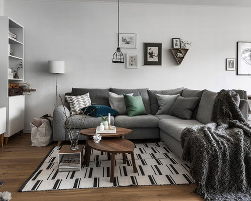 25 Best Scandinavian Living Room Ideas & Remodeling Photos | Houzz