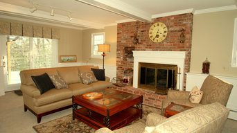 Living/Family Rooms by Kelly
