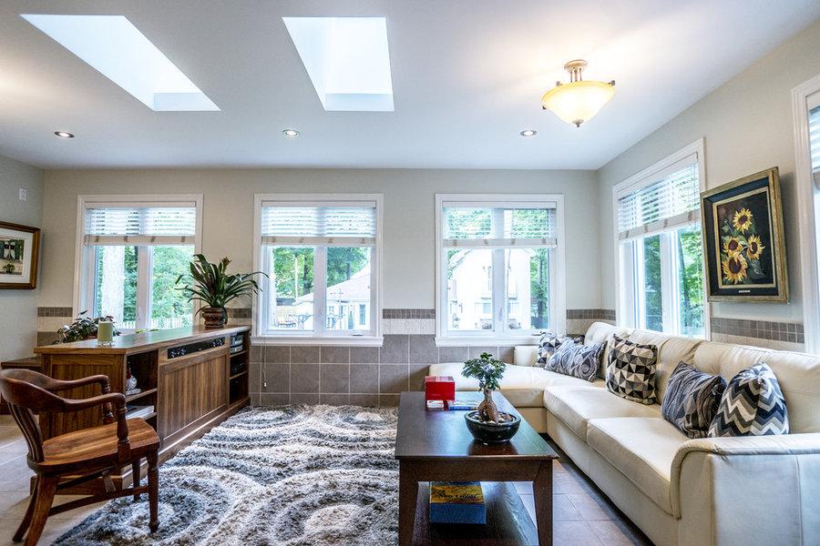 Living family - Sun room
