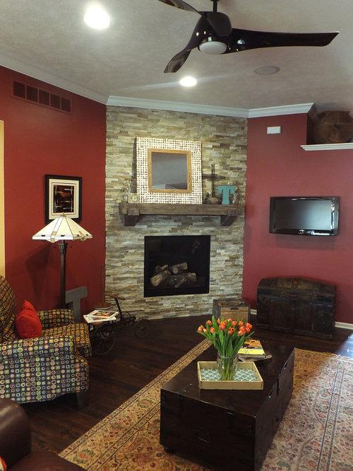 sala de estar con chimenea ideas para salas de estar fotos de salas de estar con