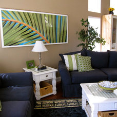 Tropical Family Room by Room Resolutions
