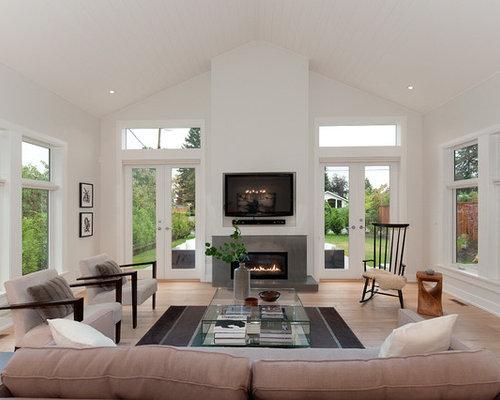 benjamin moore oc 13 soft chamois houzz. Black Bedroom Furniture Sets. Home Design Ideas