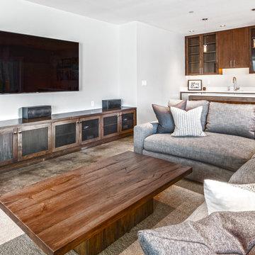 Lochwood-Lozier Contemporary Custom Home