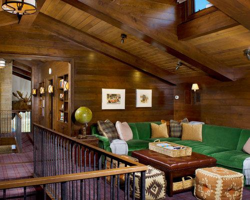 Upstairs Loft Houzz