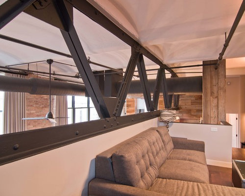Steel Trusses Ideas, Pictures, Remodel and Decor