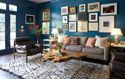 What Goes With Leather Furniture?