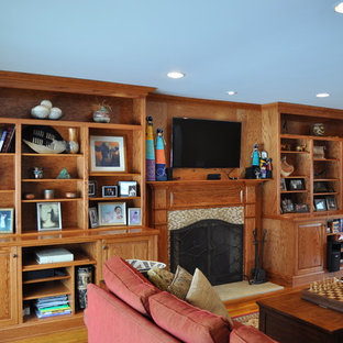 Lower Westchester Family Room Project