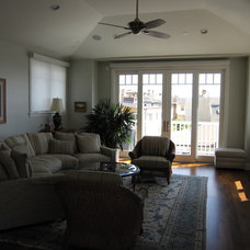 Traditional Family Room by LuAnn Development, Inc.