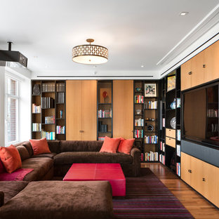 Luxury Apartment - Family and Media Room