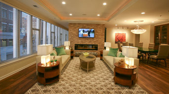 Luxury Condo Residence by Jennifer Scales-Stewart