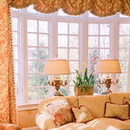 The Everygirl Shabby Chic Style Family Room Chicago