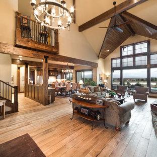 Luxury Mountain Craftsman House Plan 1497