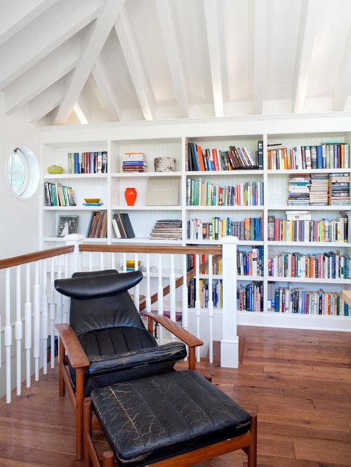 Loft Bookcase Houzz