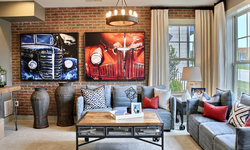 M/I Homes of DC: Maryland :: Crown - Picasso Model