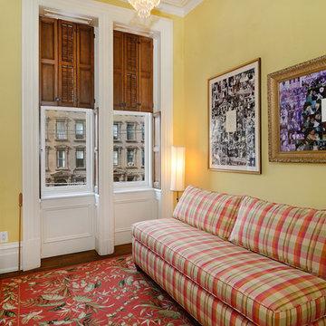 Magnificent Hudson Street Mansion