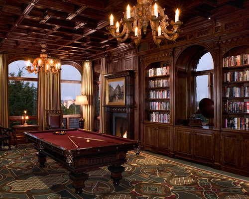 Pool Table Chandelier Houzz