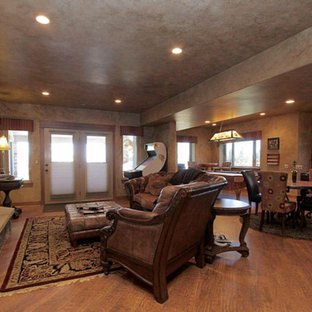 Man Cave and Game Room